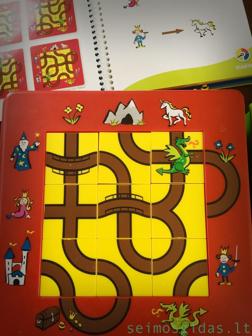 GoGetter Prince & Dragon žaidimas vaikams