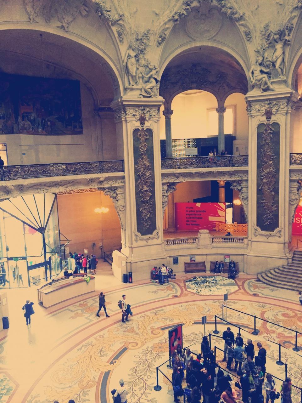 Palace decouverte paris