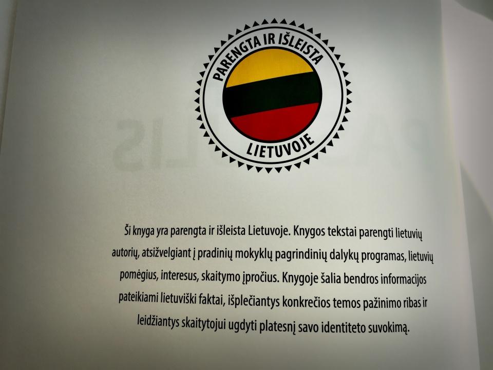 Aš ir pasaulis - lietuviška