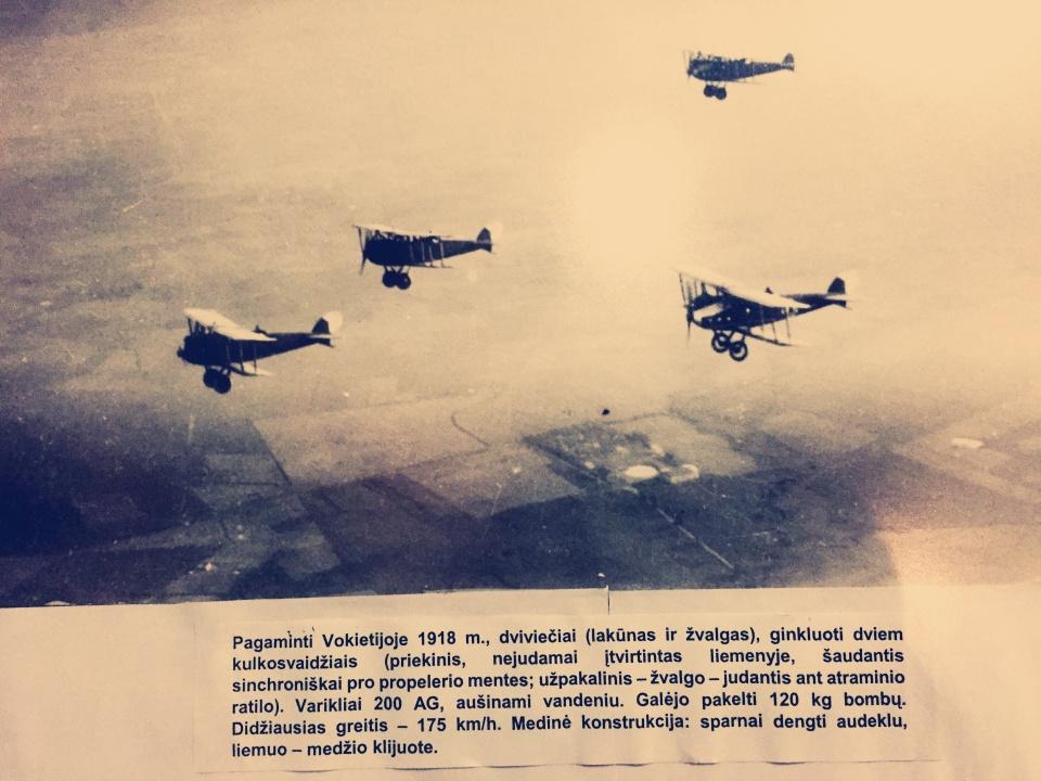aviacijos muziejus 1
