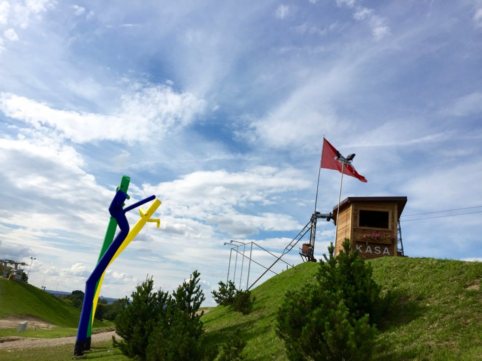 liepkalnio vasaros parkas