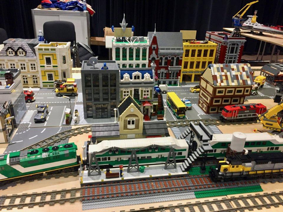 Lego miestas