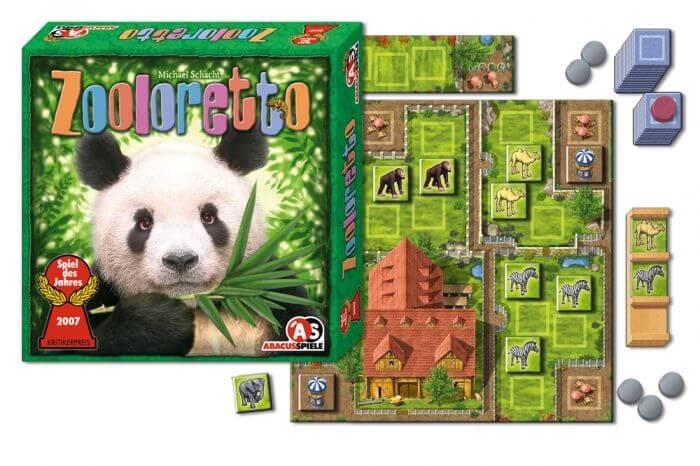 žaidimas Zooloretto