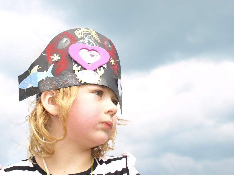 pirato kepure