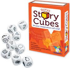rory story cubes žaidimas