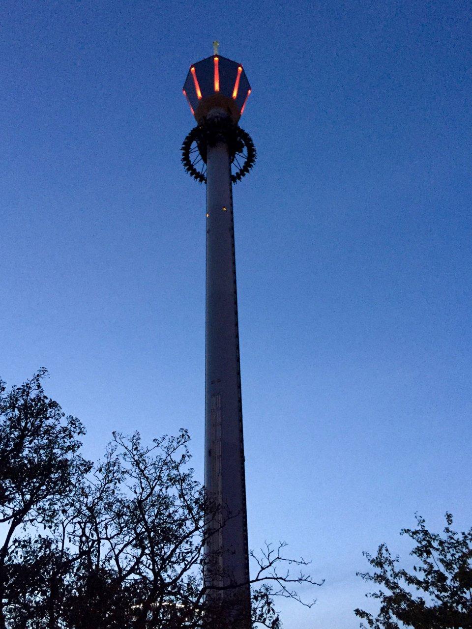 Liseberg atrakcionu parkas Geteborgas Svedija 8